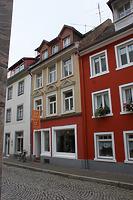 Straßenfassade (2011) / Wohn- und Geschäftshaus in 78050 Villingen (20.10.2011 - Lohrum)