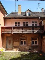 Neugasse 25 Hoffassade / Wohnhaus in 78462 Konstanz (27.04.2008 - winterfuchs 2008)