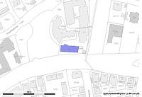 Lageplan (Vorlage LV-BW und RPS-LAD) / Pauline-Krone-Heim, Mittelbau in 72074 Tübingen