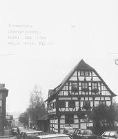 Das Vogthaus 1984 nach der Renovierung / Vogthaus (Museum) in 88212 Ravensburg (01.01.1984 - Bildindex: LDA Tübingen (LDA 1984), Stuttgart II/22 )