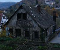 Ansicht Ost / Wohnhaus, ehem. Winzerhaus in 97877 Wertheim (08.11.2018 - Juan Sanchez)
