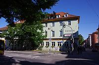 Südwestansicht / Museum in 72074 Tübingen (21.09.2019 - Christin Aghegian-Rampf)