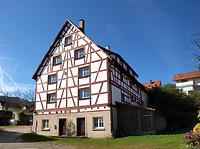 Außenansicht von Norden  / Seestraße 10 in 78351 Bodman-Ludwigshafen (Baukern. Frank Löbbecke)