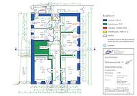 Bauphasenplan zum Erdgeschoss / Wohnhaus in 73479 Ellwangen, Ellwangen (Jagst) (20.11.2010 - Markus Numberger, Esslingen)