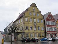 Ansicht von Norden / Kapitularhaus in 73479 Ellwangen, Ellwangen (Jagst) (05.01.2012 - Markus Numberger)