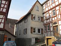 Ansicht des Gebäudes von Nordosten / Wohnhaus in 74206 Bad Wimpfen (18.03.2010 - Markus Numberger)