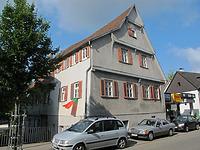 Ansicht des Gebäudes von Nordosten / Wohnhaus in 71032 Böblingen (06.07.2010 - Markus Numberger)