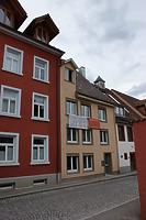 Östliche Straßenfassade (2012) / Wohnhaus in 78050 Villingen (08.05.2012 - Lohrum)