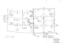 Grundriss 1. Dachgeschoss (2012) / Wohnhaus in 74821 Mosbach (05.08.2012 - Lohrum)