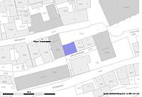 Lageplan (Vorlage: LV-BW und RPS LAD) / Fachwerkhaus in 72070 Tübingen