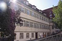 Nordostansicht / Fachwerkhaus in 72070 Tübingen (21.09.2019 - Christin Aghegian-Rampf)