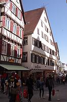 Südansicht / Wohn- und Geschäftshaus in 72074 Tübingen (21.09.2019 - Christin Aghegian-Rampf)