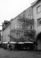 Ansicht gegen Osten (2012) / Wohn- und Geschäftshaus in 88709  Meersburg (S. Uhl, 2012)