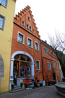 Ansicht gegen Norden (2013) / Wohn- und Geschäftshaus in 88709  Meersburg (12.02.2013 - Eninger (2012))