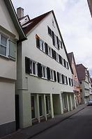 Südwestansicht  / Wohnhaus in 88400 Biberach, Biberach an der Riß (24.06.2018 - Christin Aghegian-Rampf)