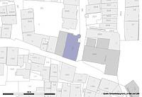 Lageplan (Vorlage: LV - BW und RPS-LAD) / Fachwerkhaus in 72070 Tübingen