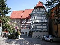 Blick auf das Spital gegen Norden / Ehem. Bürgerspital in 74206 Bad Wimpfen