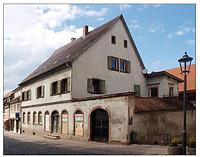 Straßenfassade / Wohnhaus in 79346 Endingen (Frank Löbbecke)