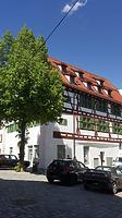 Ansicht von Süden / Wohnhaus in 89073 Ulm (30.05.2018 - Christin Aghegian-Rampf)