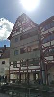 Nordostansicht / Wohnhaus in 89073 Ulm (30.05.2018 - Christin Aghegian-Rampf)