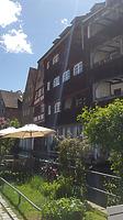 Fischergasse 3, Nordansicht von Blau / Wohnhaus in 89073 Ulm (30.04.2018 - Christin Aghegian-Rampf)