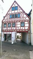 Westgiebel / Gebäudekomplex in 74321 Bietigheim-Bissingen (28.02.2014 - Lena Becker (München))