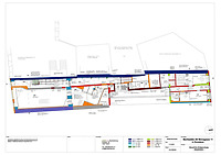 Bauphasenplan (Grundriss EG) / Wohnhaus in 78426 Konstanz (11.12.2013 - Winterfuchs (Berlin))