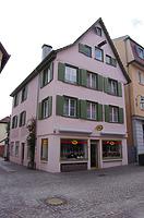 Nordansicht Bürgerturmstraße 12, Biberach a.d. Riss / Wohnhaus in 88515 Biberach, Biberach an der Riß (24.06.2018 - Christin Aghegian-Rampf)