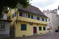 Ansicht nördliche Traufseite / Wohnhaus in 88515 Biberach, Biberach an der Riß (24.06.2018 - Christin Aghegian-Rampf)
