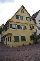 Westliche Giebelsansicht / Wohnhaus in 88515 Biberach, Biberach an der Riß (24.06.2018 - Christin Aghegian-Rampf)