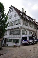 Emmingergasse 9, Nordwestansicht / Wohnhaus in 88515 Biberach, Biberach an der Riß (24.06.2018 - Christin Aghegian-Rampf)