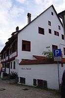 Westansicht / Wohnhaus in 88515 Biberach, Biberach an der Riß (24.06.2018 - Christin Aghegian-Rampf)
