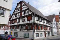 Südwestansicht / Wohn- und Geschäftshaus in 88400 Biberach, Biberach an der Riß (24.06.2018 - Christin Aghegian-Rampf)