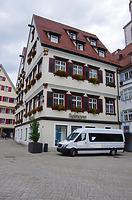 Marktplatz 5, Südwestansicht / Wohnhaus in 88400 Biberach, Biberach an der Riß (24.06.2018 - Christin Aghegian-Rampf)