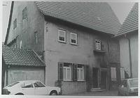 Ansicht gegen Osten  / Wohnhaus in 74354 Besigheim (01.01.1974 - Ille-Kopp/Lohrum 1997, Abb. 14)