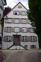 Ostgiebel / Wohnhaus in 88400 Biberach, Biberach an der Riß (24.06.2018 - Christin Aghegian-Rampf)
