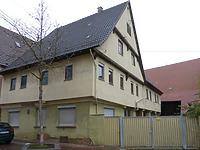 Wohnhaus mit Stall und Scheune in 74357 Bönnigheim (27.11.2012)