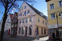 Wohn- und Geschäftshaus, Hauptstraße 71, Nordwestansicht / Wohnhaus in 89584 Ehingen, Ehingen (Donau) (15.02.2019 - Christin Aghegian-Rampf)