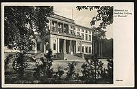 Historische Ansicht des Wilhelmspalais aus dem Jahre 1936 / Wilhelmspalais in 70173 Stuttgart, Stuttgart-Mitte (Stadtmuseum Stuttgart)