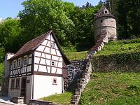 Pförtner-Häuschen bzw. Towärter-Häuschen in 72160 Horb am Neckar (http://tag-des-offenen-denkmals.de/laender/bw/109, letzter Zugriff 11.11.2014)