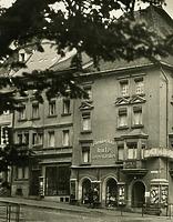 Wohnhaus, Kameleck in 78628 Rottweil (http://rottweil.net/frame/Ansichten/Innenstadt/ObereHauptstrasse/Hauptstrasse_41/Um1940_01/frame.php, letzter Zugriff am 6.11.2014)