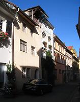Wohnhaus in 78628 Rottweil (http://rottweil.net/frame/Ansichten/Innenstadt/Suppengasse/Suppengasse_6/frame.php, letzter Zugriff am 4.11.2014)
