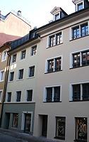 Ansicht / Wohnhaus Neugasse 3/5 in Konstanz (30.01.2015 - Gnädinger und Mayer GmbH)