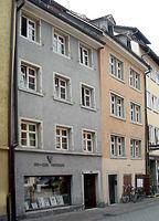 Wohnhaus Neugasse 3/5 in Konstanz (Frank Löbbecke)