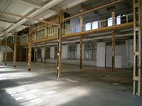 Halle 1 (ehemals Schlosserei) / Industriedenkmal Rieterwerke in 78467 Konstanz (23.05.2007 - winterfuchs Mai 2007)