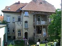 Direktorenvilla der Rieterwerke / Industriedenkmal Rieterwerke in 78467 Konstanz (20.07.2007 - winterfuchs Juli 2007)