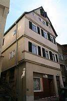 Haaggasse 9 in Tübingen / Wohnhaus Haaggasse 9 in 72070 Tübingen (03.07.2014 - winterfuchs)