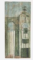 Kulissenbrett / Franziskanermuseum, Kulissenbretter in 78050 Villingen (12.03.2015 - http://degustibus-ebmeier.blogspot.de/2014/01/bretter-die-einmal-die-welt-bedeuteten.html, abgerufen am 12.03.2015)