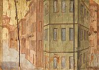 Kulissenbrett / Franziskanermuseum, Kulissenbretter in 78050 Villingen (12.03.2015 - http://www.schwaebische.de/region_artikel,-Zersaegte-Kulissen-geben-viele-Raetsel-auf-_arid,5554706.html, abgerufen am 12.03.2015)